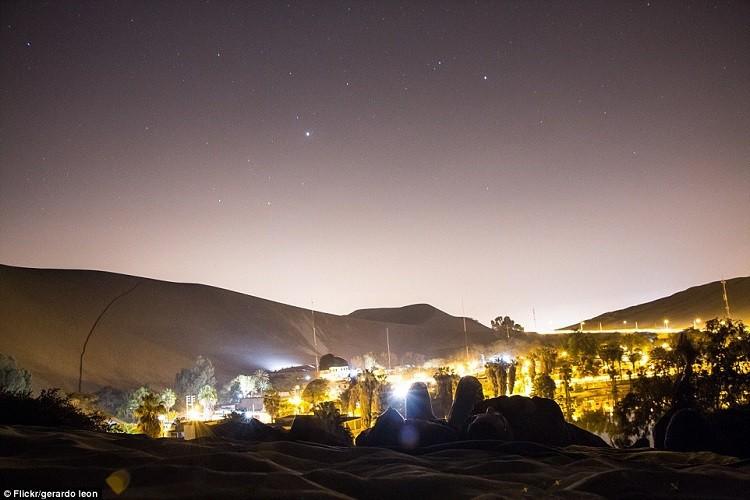 Η απόλυτη όαση στην έρημο του Περού
