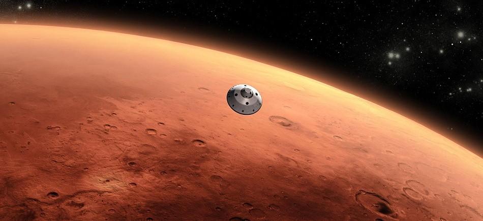Όλοι ετοιμάζουν ταξίδι στον Άρη, αλλά υπάρχει ένα πρόβλημα...